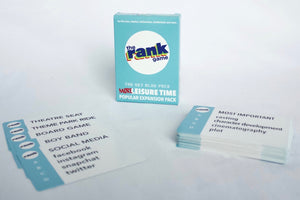 The Rank Game Bundle -- MORE LEISURE TIME PACK IS YOURS FREE!
