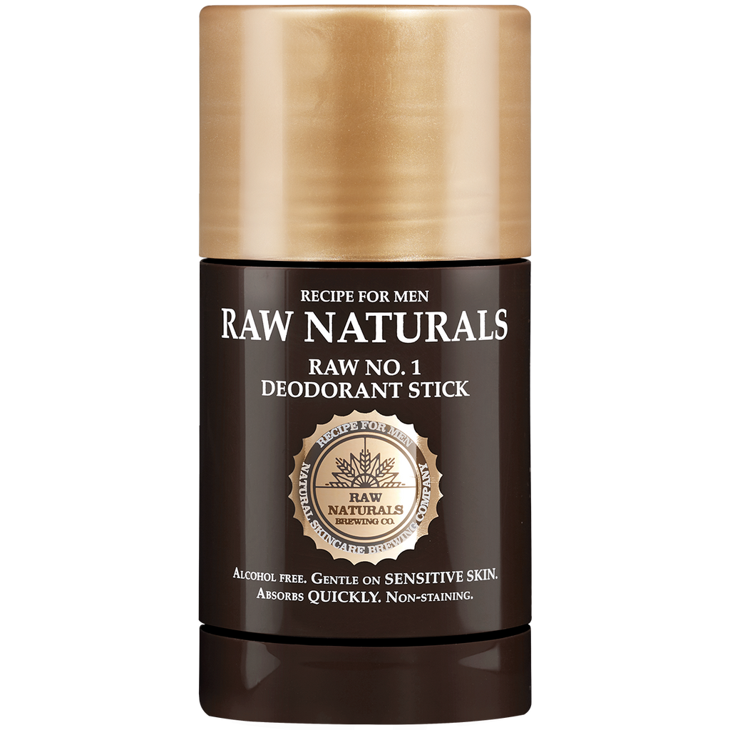 Raw No.1 Deodorant Stick [75ml]