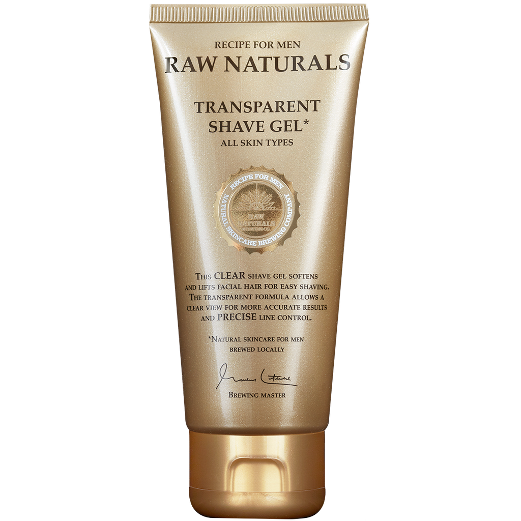 Transparent Shave Gel [75ml]