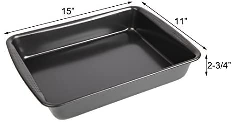 Non-Stick Carbon Steel Baking tray - Mould