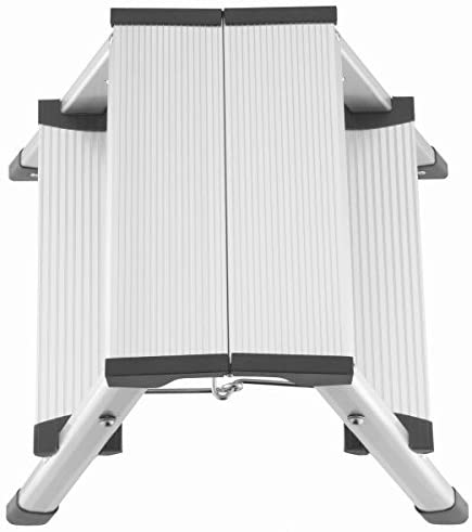 Keraiz Aluminium Double Sided Step Stool