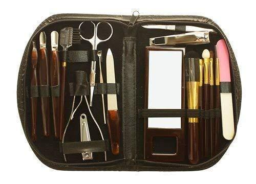 Portable Manicure/Pedicure Make-up Kit For Gents & Ladies Beauty