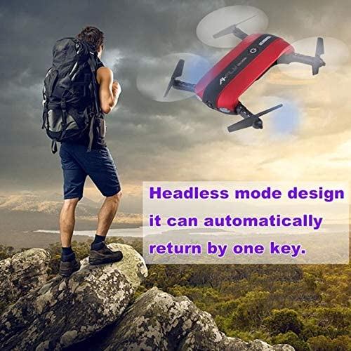 RC Drone HD Camera Auto Height Hold with Headless Mode Cell Phone Control drone
