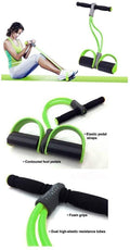 Fitness Body Shaper Belly Slimming Trimmer Pull-up Exerciser