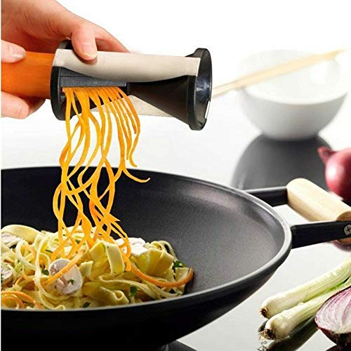 All-Purpose Vegetable & Fruit Slicer / Portable Tool /Gadget / Spiral Cutter Kitchen tools and gadgets