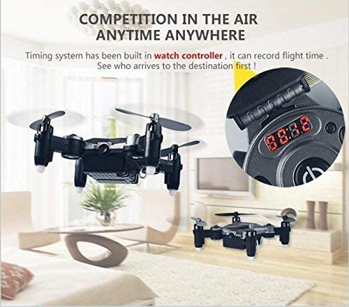 Mini Kids Drone -Watch Drone For Kids- RC Quad Copter Drone drone