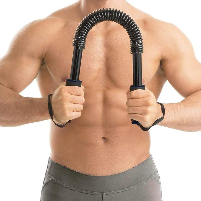 60KG Practical Power Twister Gym Bar