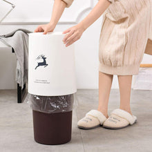 Load image into Gallery viewer, New Stylish & Elegant Designed Dustbin Waste Basket/Bucket | Portable Light-Weight Trash Can Home