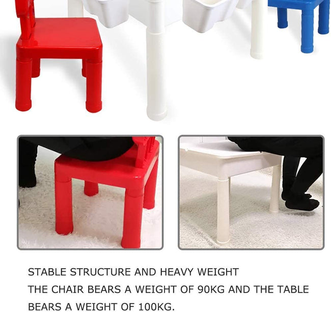 Multi-Function Activity Table & Chair Set