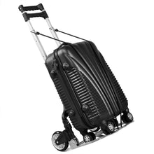 Load image into Gallery viewer, KERAIZ Hand Sack Truck Barrow Cart Trolley Heavy Duty Aluminium 80kg Folding Foldable For Convenient Lifting & Moving At Home, Office & Outdoors