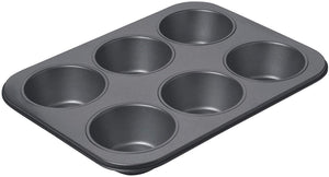 Excellent Quality Bakeware Tin Cupcake Mould | Muffin Baking Tray | Non-Toxic Non-Stick Bakeware