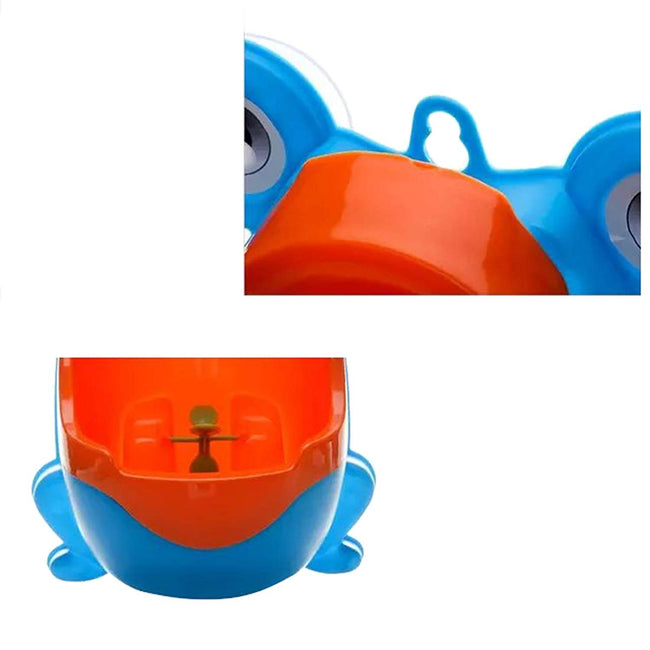 Cute Frog Shape Children Potty, Toilet Training Urinal