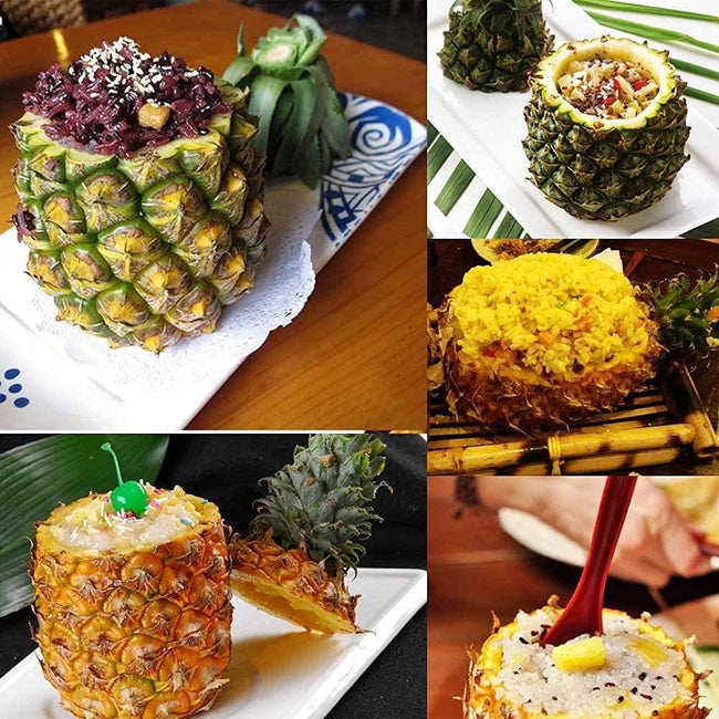 Stainless Steel Pineapple Fruit Corer/Cutter/Slicer