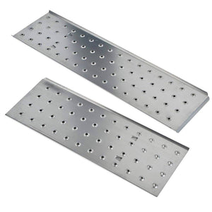 2X Platforms for 4.7M Folding Multipurpose Ladder | Aluminium Platforms Plates
