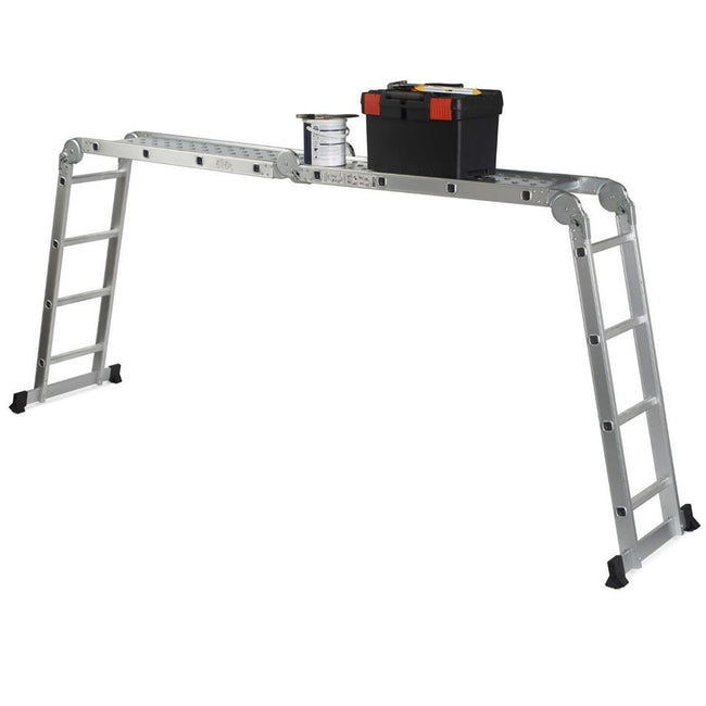 2X Platforms for 4.7M Folding Multipurpose Ladder
