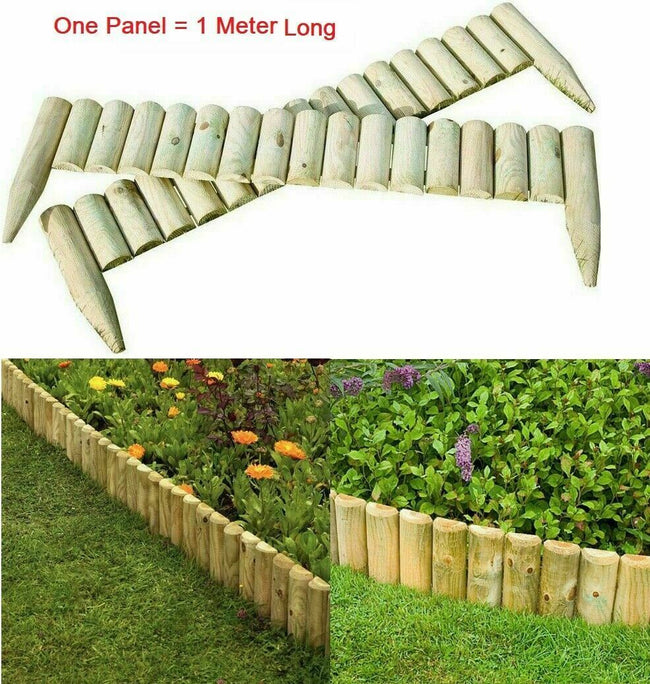 2 x Gardening & Patio Accessories - Fence