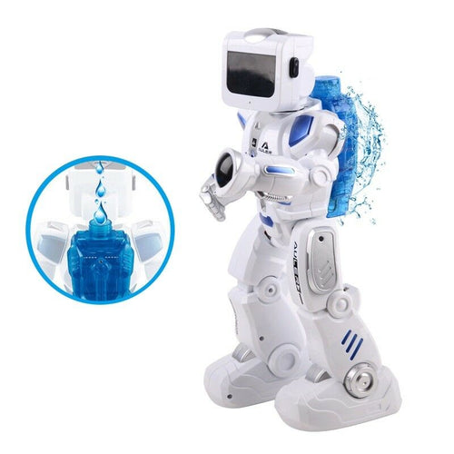 Electronics Robot Shooting Water Driving Dancing Walking Remote Control