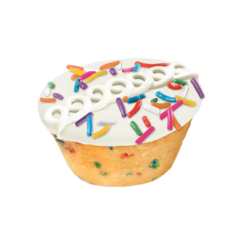 Hostess Birthday Cupcake (Single)