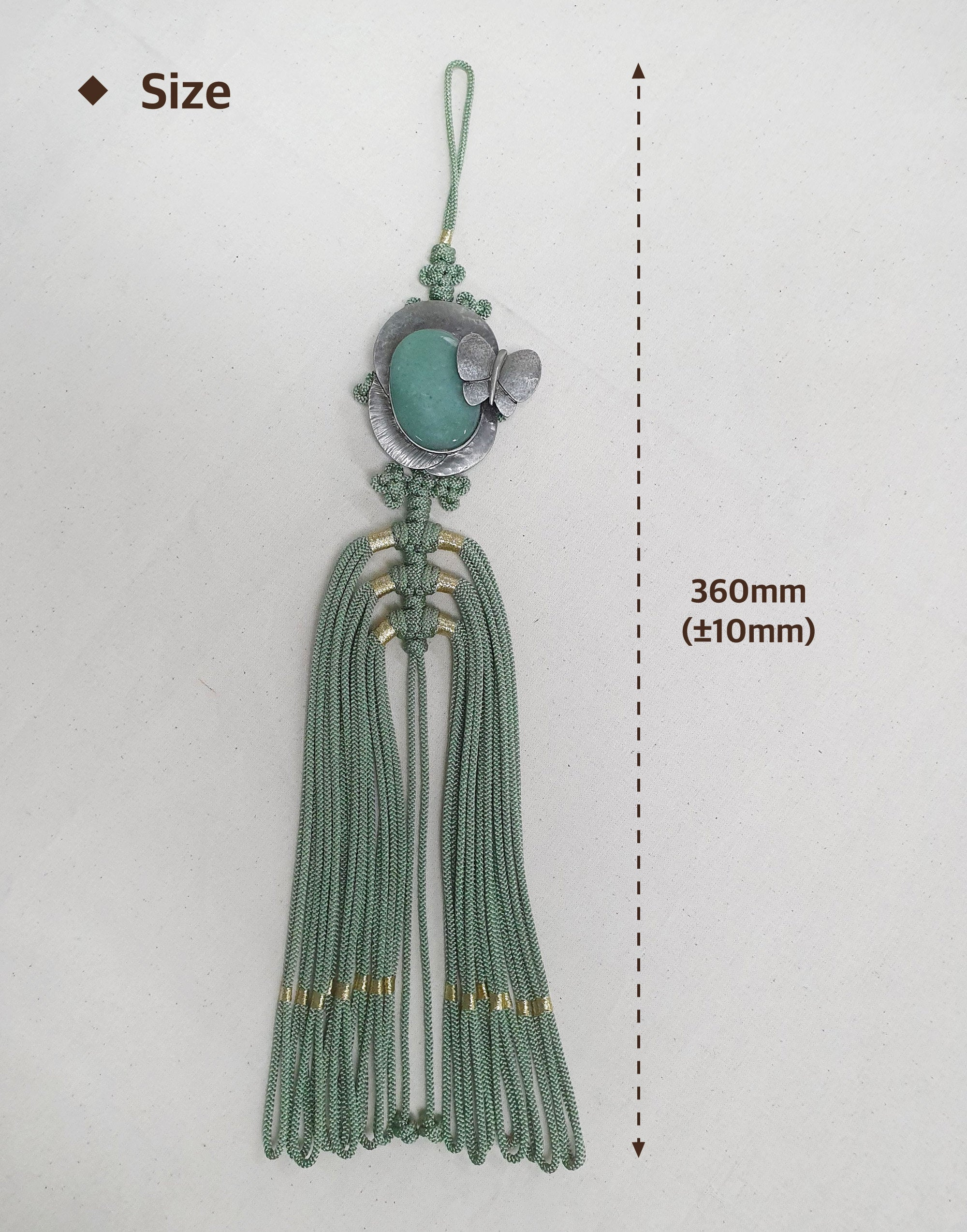 Accessory – Nagjibal Pale blue-green