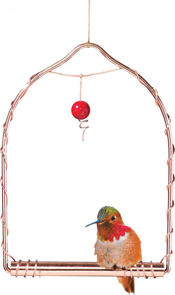 Songbird Essentials - Songbird Essentials Copper Hummingbird Swing