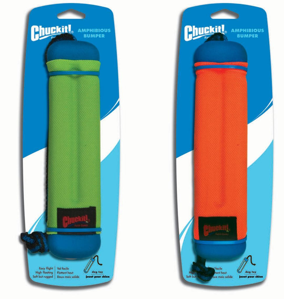 Canine Hardware Inc - Chuckit! Amphibious Bumper Dog Toy