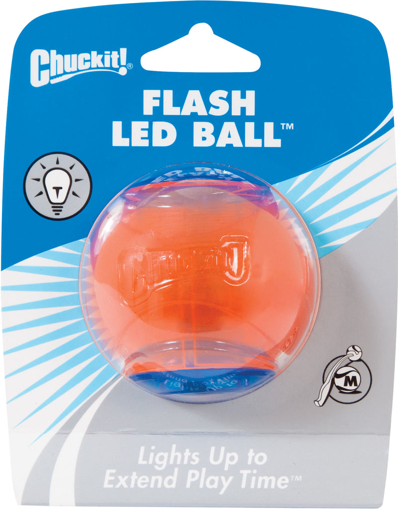 Canine Hardware Inc - Chuckit! Flash Led Ball