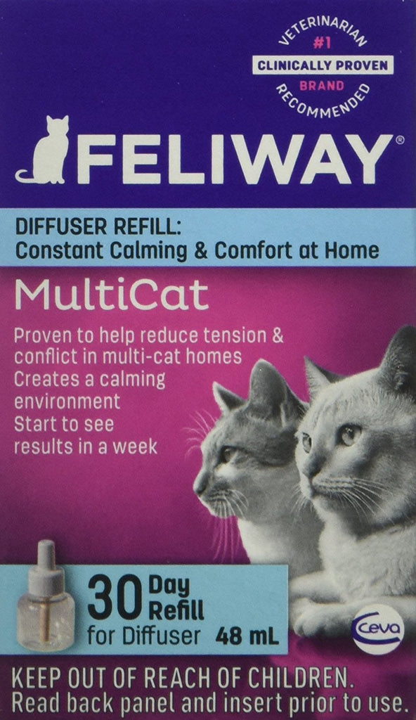 H&c Animal Health-Multicat Diffuser Refill