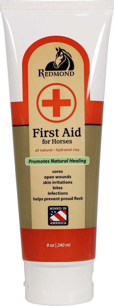 Redmond Minerals Inc. - First Aid For Horses