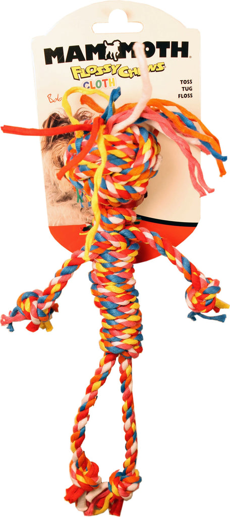 Mammoth Pet Products - Cloth Rope Man