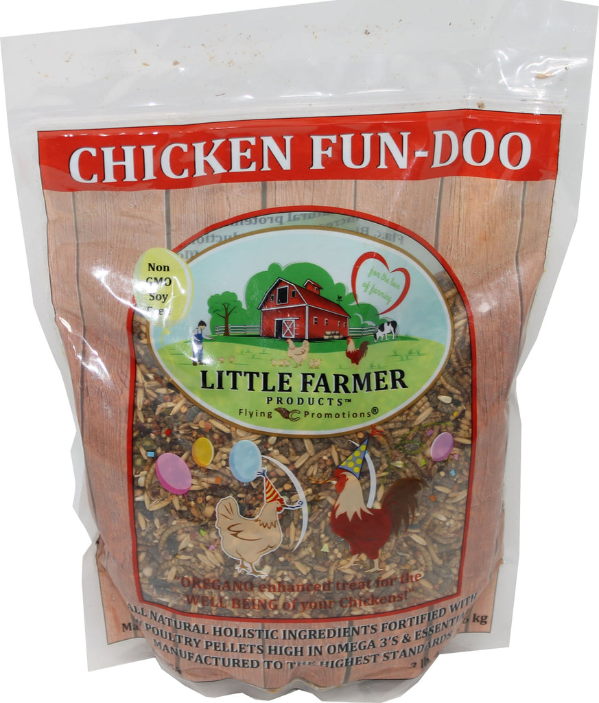 My Favorite Chicken - Chicken Fun-doo Chicken Treat
