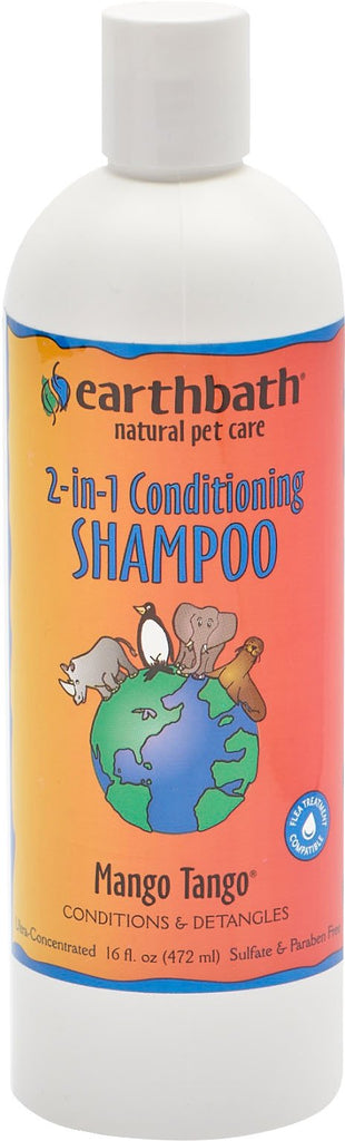 Earthwhile Endeavors Inc - Earthbath 2in1 Conditioning Shampoo