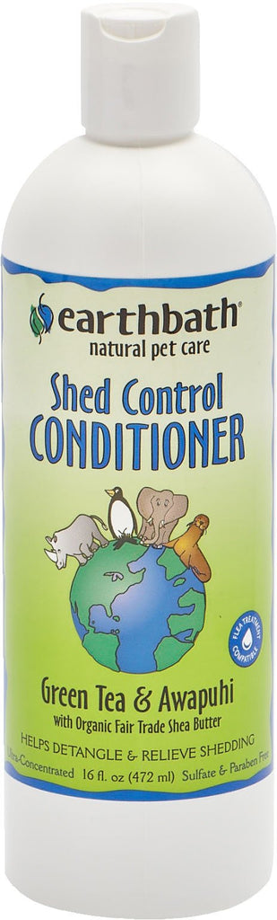 Earthwhile Endeavors Inc - Earthbath Shed Control Conditioner