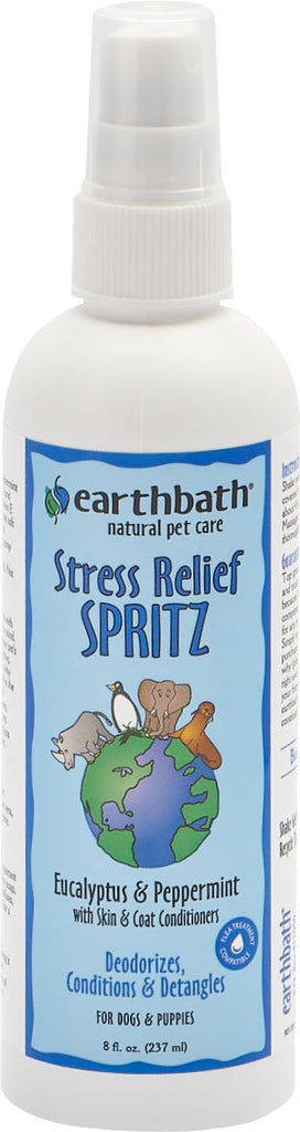 Earthwhile Endeavors Inc - Earthbath Stress Relief Spritz/conditioner