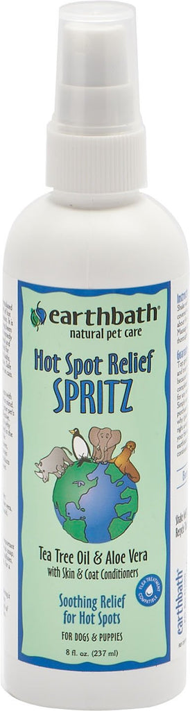 Earthwhile Endeavors Inc - Earthbath Hot Spot Spritz/conditioner