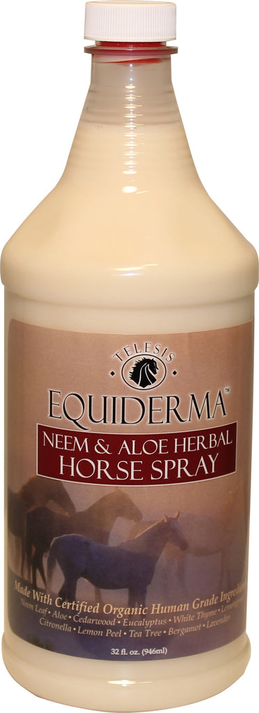 Equiderma         D - Equiderma Natural Horse Spray