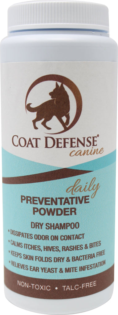 Coat Defense - Daily Prevention Dog Powder