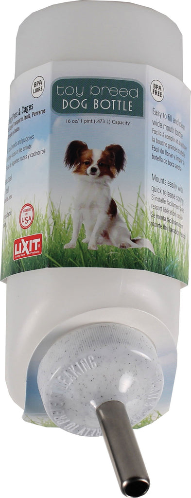 Lixit Corporation - Lixit Toy Breed Dog Water Bottle