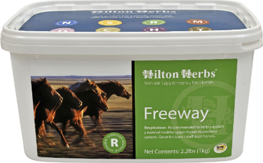 Hilton Herbs Ltd - Freeway Respiratory Supplement For Horses