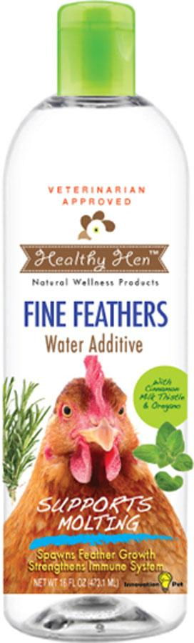Innovation Pet - Poultry - Healthy Hen Fine Feathers Water Additive