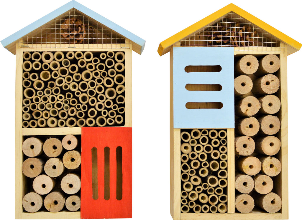 Natures Way Bird Prdts - Nature's Way Multi-chamber Insect House (Case of 4 )