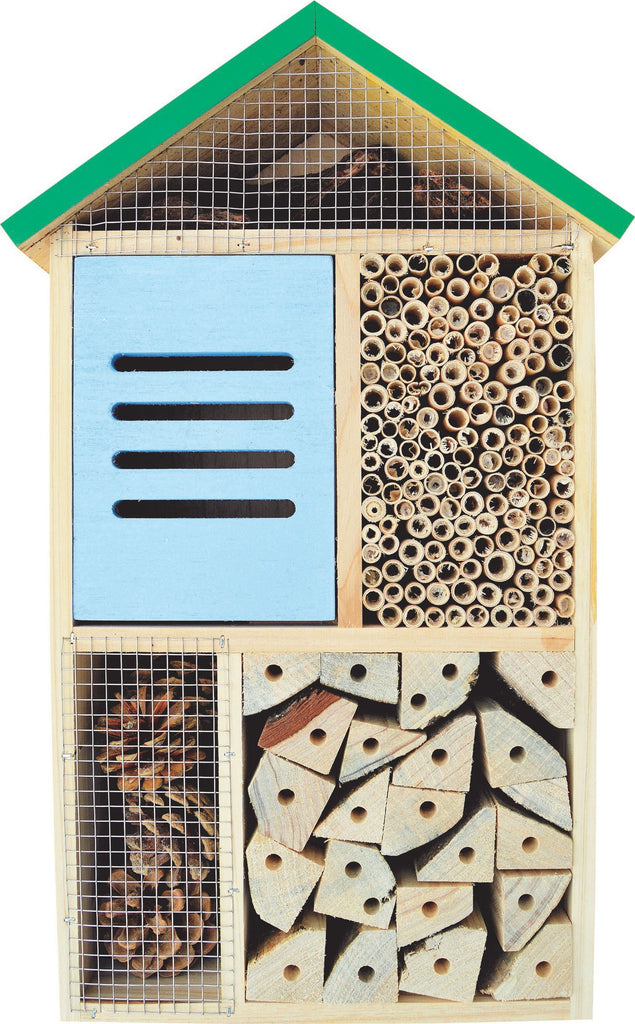 Natures Way Bird Prdts - Nature's Way Deluxe Insect House