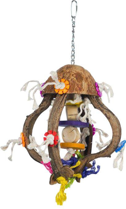 Prevue Pet Products Inc - Prevue Jellyfish Bird Toy