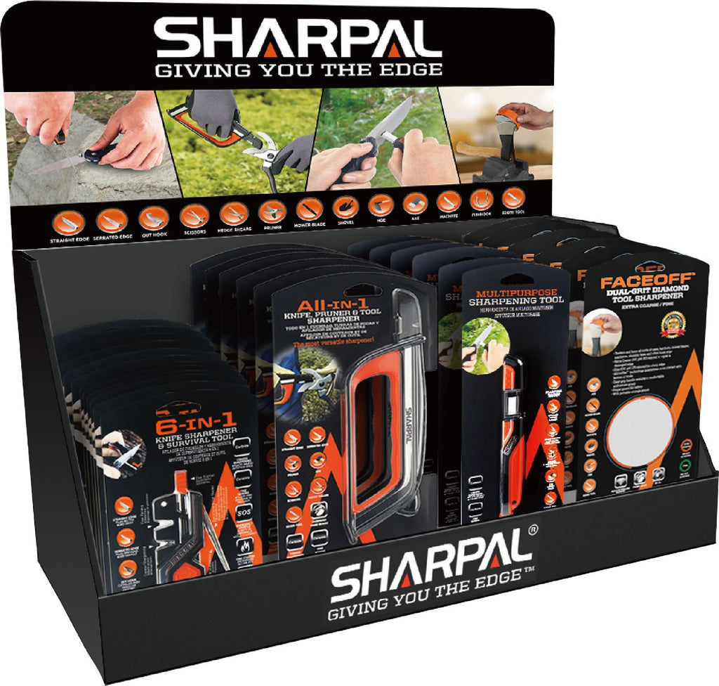 Sharpal Inc. - L&g Combo Display E