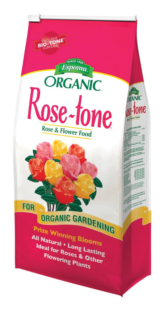 Espoma Company - Organic Rose-tone Rose And Flower Food