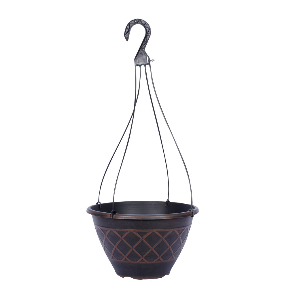 Southern Patio - Lacis Hanging Basket Planter