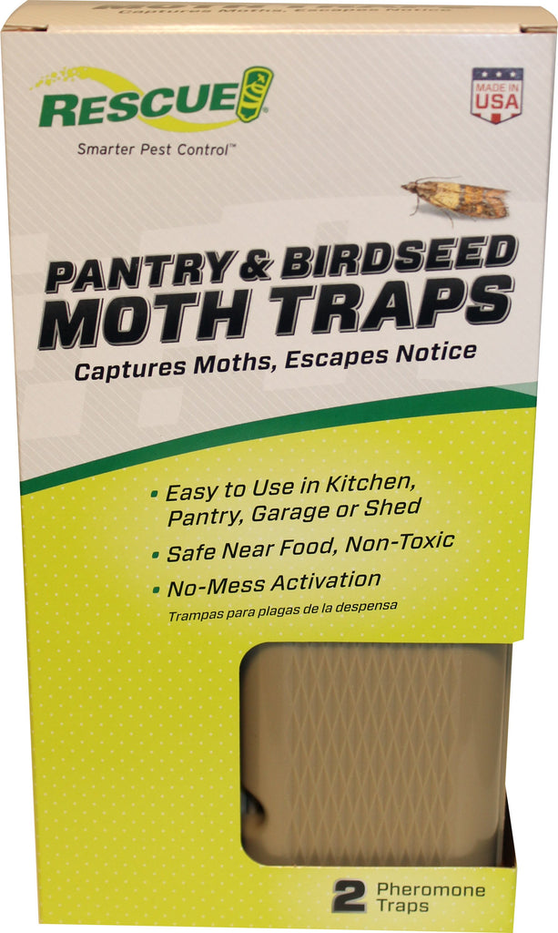Sterling Intrntl Rescue - Pantry Birdseed Moth Trap (Case of 5 )