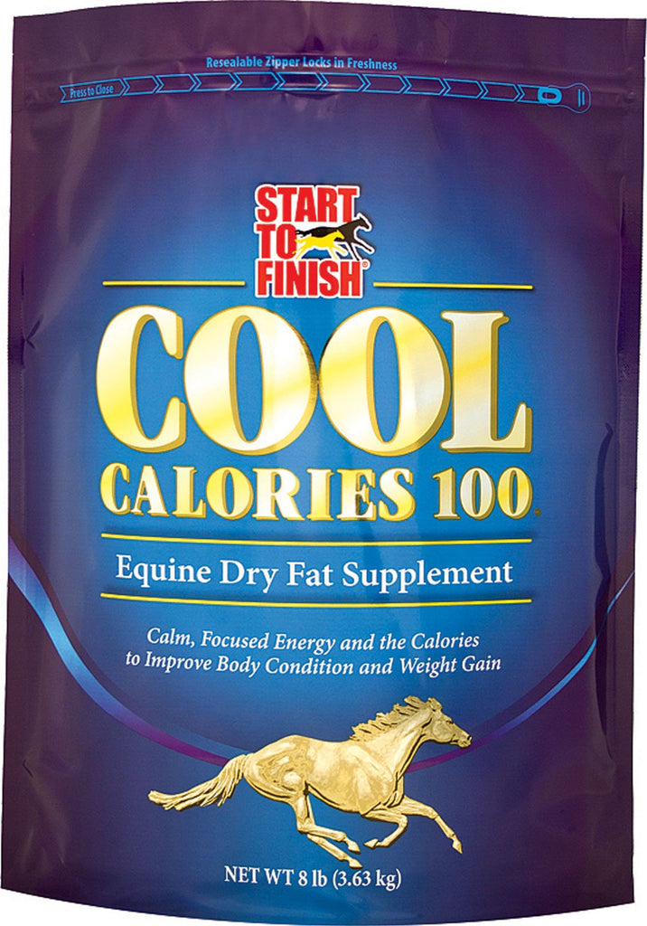 Manna Pro-packaged - Start To Finish Cool Calories 100 Horse Supplement