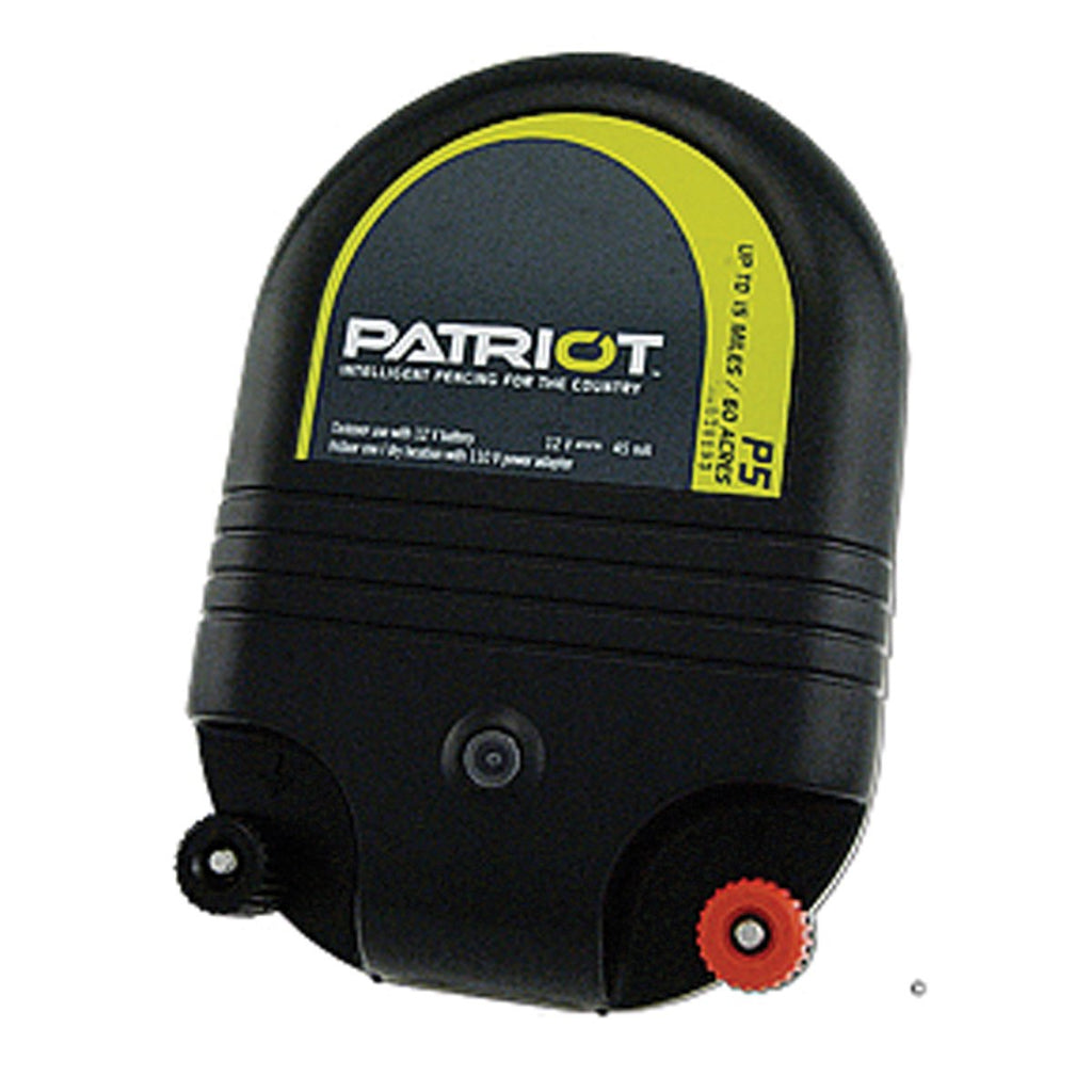 Tru-test Inc. - Patriot Dual-purpose Fence Energizer