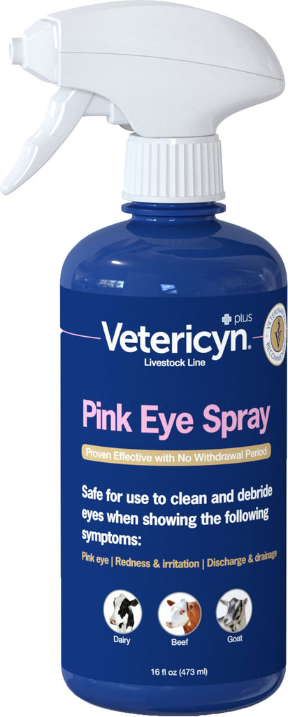 Innovacyn Inc.     D - Vetericyn Plus All Animal Pink Eye Spray