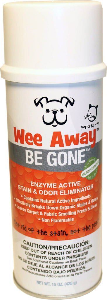 Wee Away - Be Gone Stain & Odor Eliminator